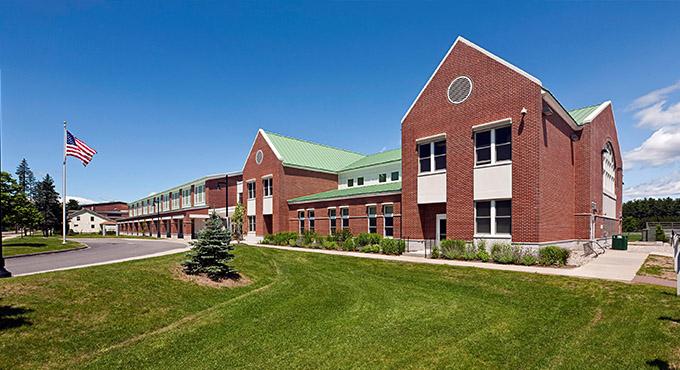 Fryeburg Academy Sheridan Construction