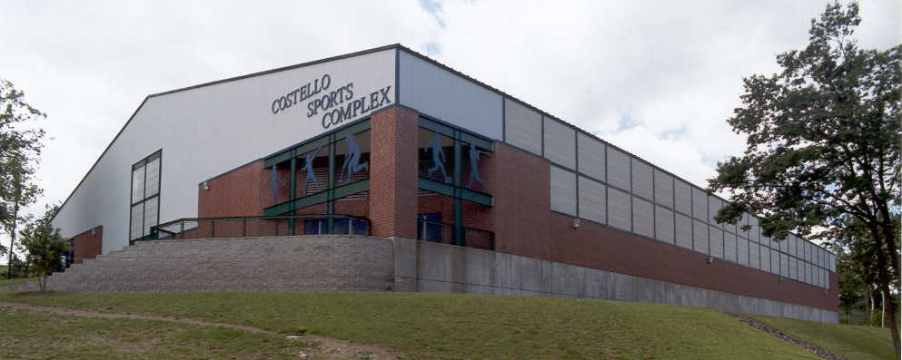 University of Southern Maine Costello Sports Complex ...